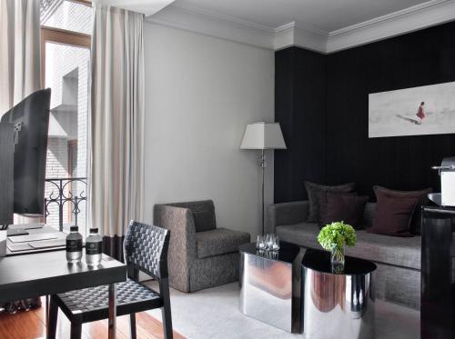 Luxury Suite Hotel Único Madrid 11