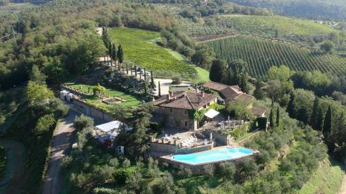 Località Capannelle, 13 53013 Gaiole in Chianti, Italy.