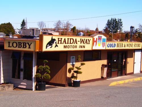 Haida Way Motor Inn - Port McNeill, BC V0N 2R0