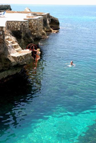 Samsara Cliff Resort Hotel Negril