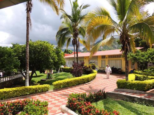 Foto de Finca Hotel Villa Cristina