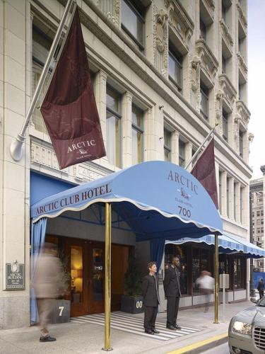 The Arctic Club Seattle, a DoubleTree by Hilton Hotel photo 44