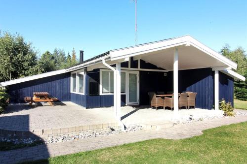 Holiday home Snebærvej D- 4208