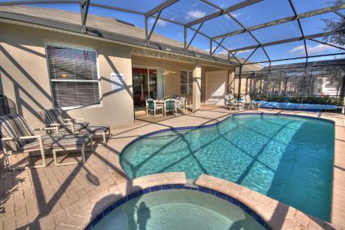Windsor Hills Villa With Pool - Kissimmee, FL 34747