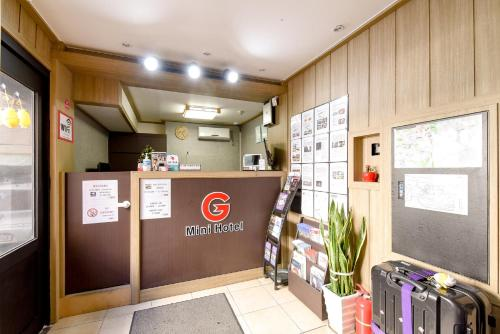 G Mini Hotel Dongdaemun photo 12