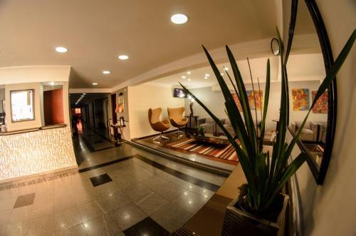 Leon Park Hotel e Convenções Photo
