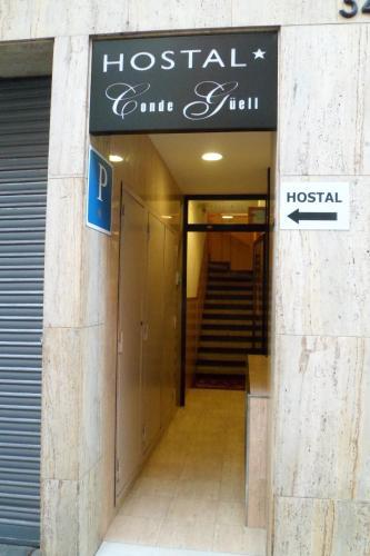 Hostal Conde Güell photo 13