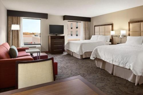 Hampton Inn & Suites Detroit/sterling Heights Mi - Sterling Heights, MI 48312