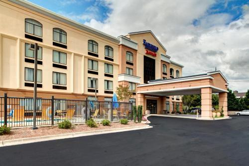 Fairfield Inn & Suites By Marriott Anniston Oxford - Oxford, AL 36203