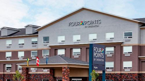 Four Points By Sheraton Regina - Regina, SK S4P 2P6