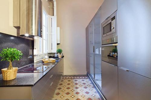 Apartment Barcelona Rentals - Rambla de Catalunya Center photo 4