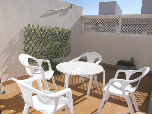 HotelÁtico con terraza en la Jota