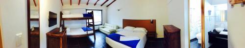 Foto de Camino A La Villa Cucaita Hotel