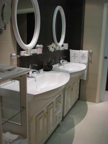 Junior Suite Hotel Santa Isabel 13