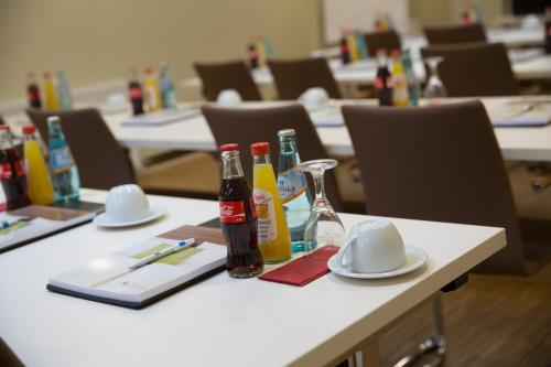 Goethe Hotel & Restaurant Messe photo 61