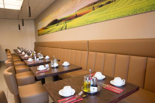 Goethe Hotel & Restaurant Messe photo 64