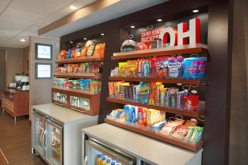 Hampton Inn Mansfield/Ontario in Mansfield
