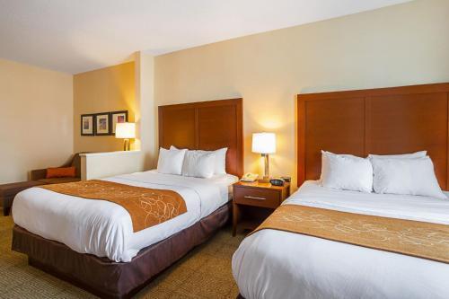 Comfort Suites Twinsburg Photo