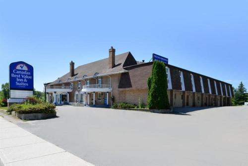 Canadas Best Value Inn And Suites Parry Sound