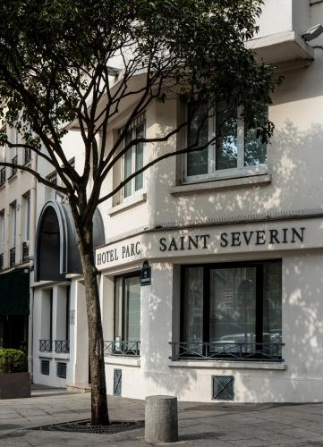 Hotel Parc Saint Severin - Esprit de France photo 15