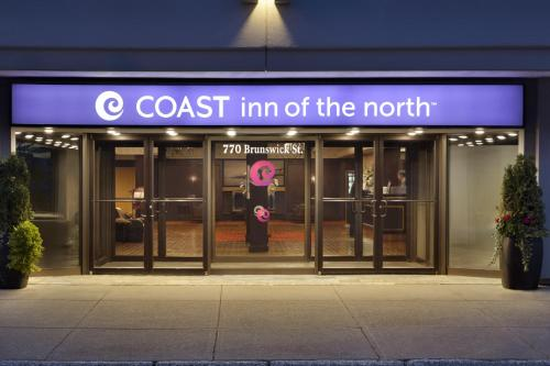 Coast Inn Of The North - Prince George, BC V2L 2C2