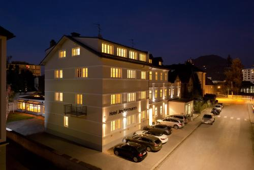 Hotel Jedermann Salzburg Booking