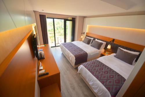 Piraziz Grand Ravza Hotel rezervasyon