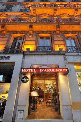 Hôtel d'Argenson photo 6