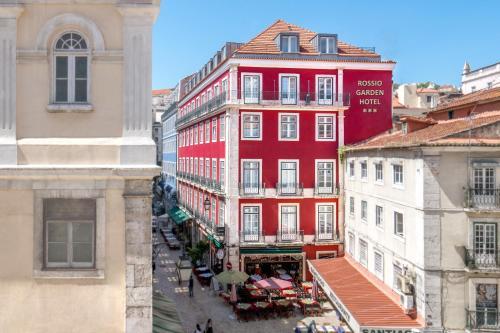 Rossio Garden Hotel impression