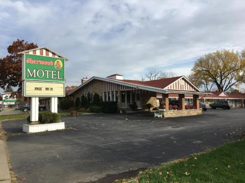 Sherwood Motel - Brantford, ON N3S 3S3