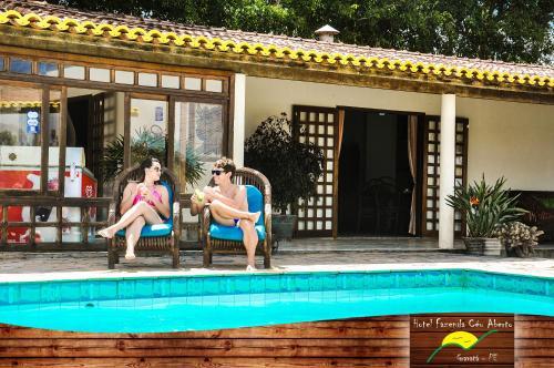 Foto de Hotel Fazenda Ceu Aberto
