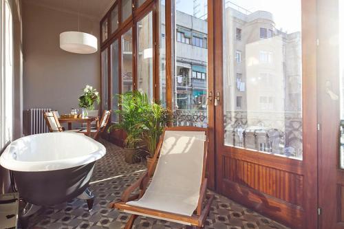 Apartment Barcelona Rentals - Rambla de Catalunya Center photo 18