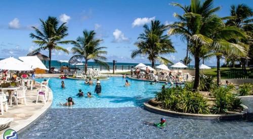 Flat no Beach Class Resort Photo