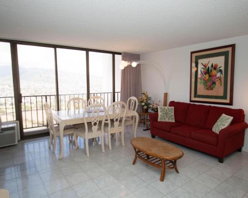 Waikiki Banyan Tower 2 Suite 3701 Photo