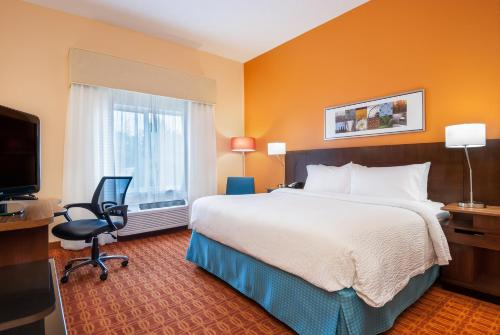 Fairfield Inn Suites Baton Rouge South Photo