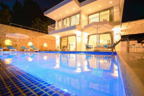 Kalkan Private Villa Fera indirim kuponu