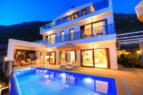 Kalkan Private Villa Elisa tatil