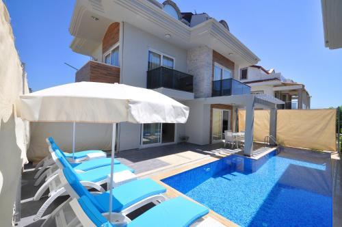 Fethiye Villa Onur rezervasyon