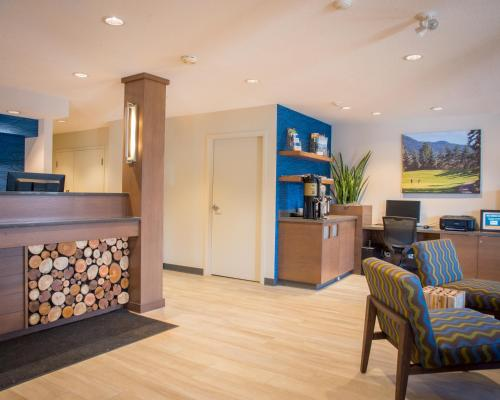 Accent Inns Kelowna Photo