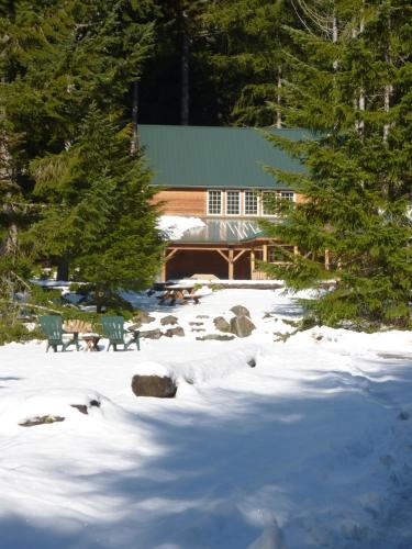 Copper Creek Inn - Ashford, WA 98304
