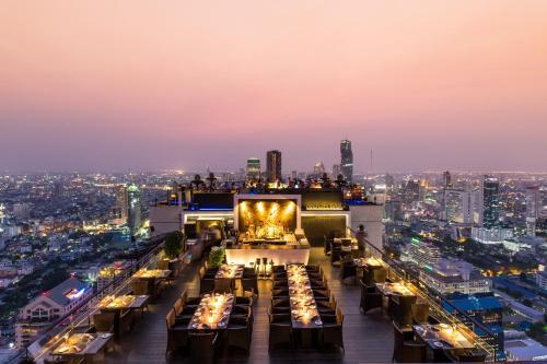 Banyan Tree Bangkok impression
