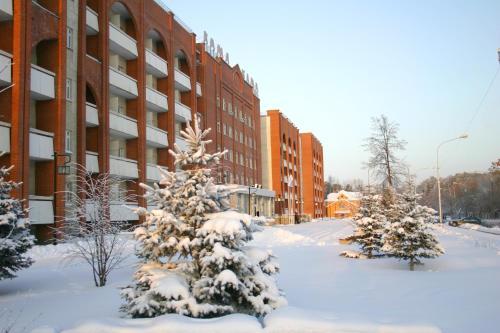 Sanatoriy AMAKS Ust'-Kachka Photo