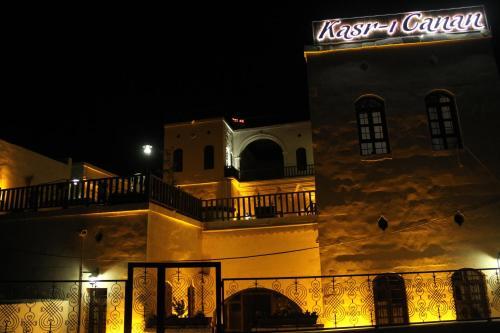 Halfeti Kasr-ı Canan rezervasyon