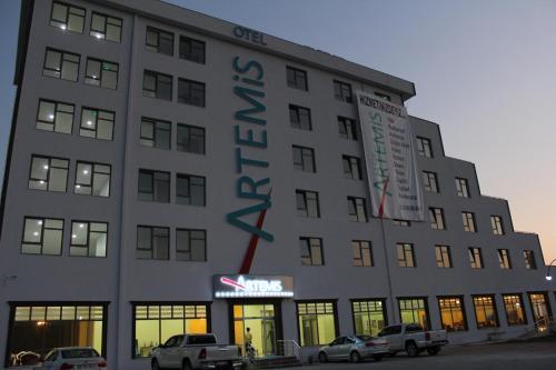 Erzin Artemis Otel adres