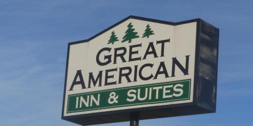 Great American Inn & Suites - Devils Lake, ND 58301