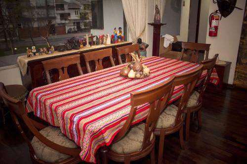 Hostal Casablanca Photo
