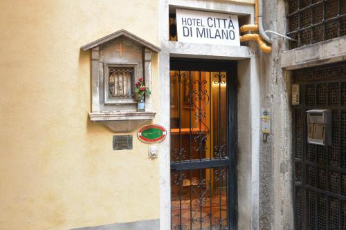Hotel Città Di Milano photo 16