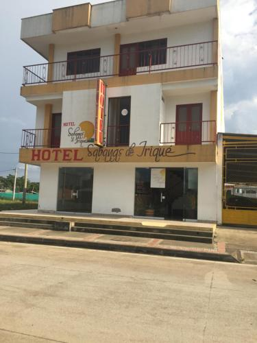 Foto de Hotel Sabanas De Irique