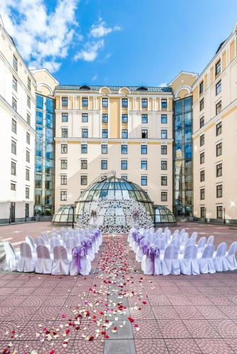 Moscow Marriott Grand Hotel photo 28