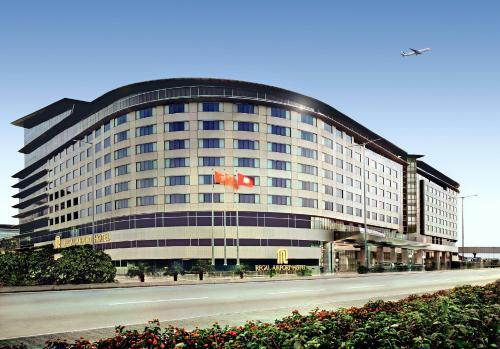 Regal Airport Hotel impression